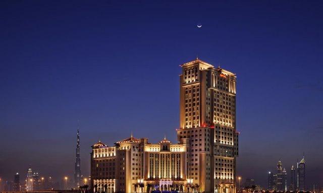 فنادق دبي > مراجعه عن فندق ماريوت الجداف دبي